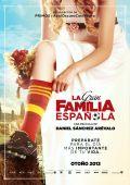 """Постер 3 из 4 из фильма """"Моя большая испанская семья"""" /La gran familia espanola/ (2013)"""