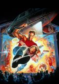 """Poster 3 from 5 from the movie """"The Last Movie Hero"""" / Last Action Hero / (1993)"""