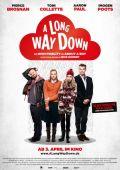 """Постер 4 из 7 из фильма """"Долгое падение"""" /A Long Way Down/ (2014)"""