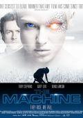 """Постер 3 из 4 из фильма """"Машина"""" /The Machine/ (2013)"""