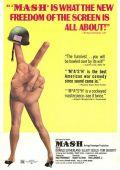"""Постер 4 из 7 из фильма """"Военно-полевой госпиталь"""" /MASH/ (1970)"""