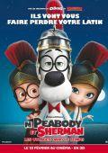 "Постер 14 из 22 из фильма ""Приключения мистера Пибоди и Шермана"" /Mr. Peabody & Sherman/ (2014)"