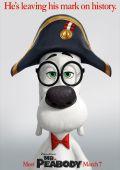 "Постер 5 из 22 из фильма ""Приключения мистера Пибоди и Шермана"" /Mr. Peabody & Sherman/ (2014)"