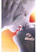 """Постер 3 из 3 из фильма """"9 1/2 недель"""" /Nine 1/2 Weeks/ (1986)"""