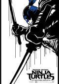 "Постер 14 из 31 из фильма ""Черепашки-ниндзя"" /Teenage Mutant Ninja Turtles/ (2014)"