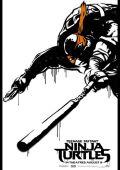 "Постер 12 из 31 из фильма ""Черепашки-ниндзя"" /Teenage Mutant Ninja Turtles/ (2014)"