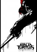 "Постер 10 из 31 из фильма ""Черепашки-ниндзя"" /Teenage Mutant Ninja Turtles/ (2014)"
