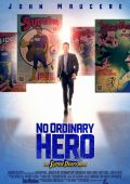 "Постер 1 из 1 из фильма ""No Ordinary Hero: The SuperDeafy Movie"" /No Ordinary Hero: The SuperDeafy Movie/ (2013)"