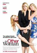"""Постер 3 из 5 из фильма """"Другая женщина"""" /The Other Woman/ (2014)"""
