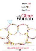 """Постер 4 из 5 из фильма """"Другая женщина"""" /The Other Woman/ (2014)"""