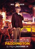 """Постер 10 из 26 из фильма """"Приключения Паддингтона"""" /Paddington/ (2014)"""