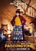 """Постер 13 из 26 из фильма """"Приключения Паддингтона"""" /Paddington/ (2014)"""