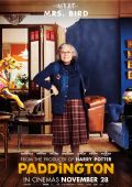 """Постер 14 из 26 из фильма """"Приключения Паддингтона"""" /Paddington/ (2014)"""