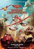 """Постер 3 из 9 из фильма """"Самолеты: Огонь и вода"""" /Planes: Fire & Rescue/ (2014)"""