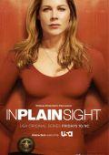 """Постер 2 из 3 из фильма """"В простом виде"""" /In Plain Sight/ (2008)"""