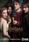 """Постер 2 из 3 из фильма """"Борджиа"""" /The Borgias/ (2011)"""