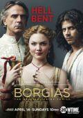 """Постер 3 из 3 из фильма """"Борджиа"""" /The Borgias/ (2011)"""