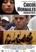 """Постер 2 из 3 из фильма """"Обычные подростки"""" /Chicos normales/ (2008)"""