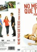 """Постер 2 из 2 из фильма """"Не проси меня поцеловать тебя, потому что я тебя поцелую"""" /No me pidas que te bese porque te besare/ (2008)"""