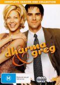 """Постер 1 из 1 из фильма """"Дарма и Грег"""" /Dharma & Greg/ (1997)"""