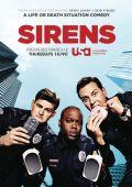"""Постер 1 из 1 из фильма """"Сирены"""" /Sirens/ (2014)"""