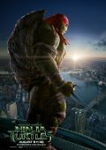 "Постер 17 из 31 из фильма ""Черепашки-ниндзя"" /Teenage Mutant Ninja Turtles/ (2014)"