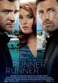 "Постер 4 из 10 из фильма ""Va-банк"" /Runner Runner/ (2013)"