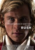 "Постер 2 из 13 из фильма ""Гонка"" /Rush/ (2013)"