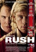 "Постер 13 из 13 из фильма ""Гонка"" /Rush/ (2013)"