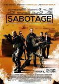 """Постер 6 из 13 из фильма """"Саботаж"""" /Sabotage/ (2014)"""
