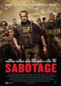 """Постер 7 из 13 из фильма """"Саботаж"""" /Sabotage/ (2014)"""