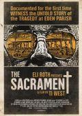 """Постер 2 из 3 из фильма """"Таинство"""" /The Sacrament/ (2013)"""