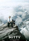 """Постер 6 из 12 из фильма """"Невероятная жизнь Уолтера Митти"""" /The Secret Life of Walter Mitty/ (2013)"""