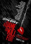 """Постер 9 из 40 из фильма """"Город грехов 2: Женщина, ради которой стоит убивать"""" /Sin City: A Dame to Kill For/ (2014)"""