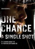 """Постер 3 из 5 из фильма """"Единственный выстрел"""" /A Single Shot/ (2013)"""