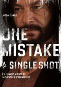 """Постер 2 из 5 из фильма """"Единственный выстрел"""" /A Single Shot/ (2013)"""