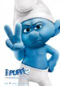 "Постер 15 из 18 из фильма ""Смурфики 2"" /The Smurfs 2/ (2013)"