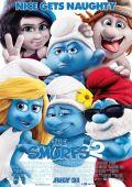 "Постер 18 из 18 из фильма ""Смурфики 2"" /The Smurfs 2/ (2013)"