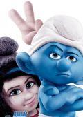 "Постер 7 из 18 из фильма ""Смурфики 2"" /The Smurfs 2/ (2013)"