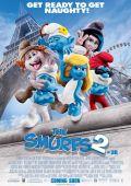 "Постер 9 из 18 из фильма ""Смурфики 2"" /The Smurfs 2/ (2013)"