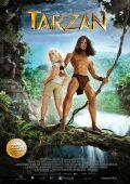 "Постер 10 из 10 из фильма ""Тарзан"" /Tarzan/ (2013)"
