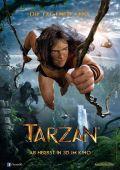 "Постер 8 из 10 из фильма ""Тарзан"" /Tarzan/ (2013)"