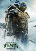"Постер 16 из 31 из фильма ""Черепашки-ниндзя"" /Teenage Mutant Ninja Turtles/ (2014)"