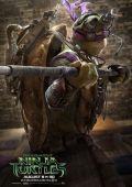 "Постер 22 из 31 из фильма ""Черепашки-ниндзя"" /Teenage Mutant Ninja Turtles/ (2014)"