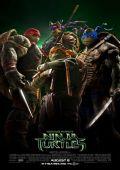 "Постер 25 из 31 из фильма ""Черепашки-ниндзя"" /Teenage Mutant Ninja Turtles/ (2014)"