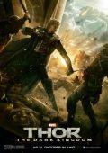 """Постер 23 из 26 из фильма """"Тор 2: Царство тьмы"""" /Thor: The Dark World/ (2013)"""