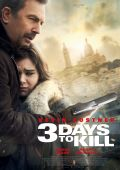 """Постер 3 из фильма """"3 дня на убийство"""" /3 Days to Kill/ (2014)"""