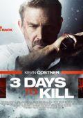 """Постер 4 из фильма """"3 дня на убийство"""" /3 Days to Kill/ (2014)"""