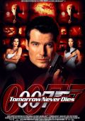 "Постер 4 из 5 из фильма ""Завтра не умрет никогда"" /Tomorrow Never Dies/ (1997)"