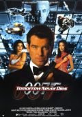 "Постер 5 из 5 из фильма ""Завтра не умрет никогда"" /Tomorrow Never Dies/ (1997)"